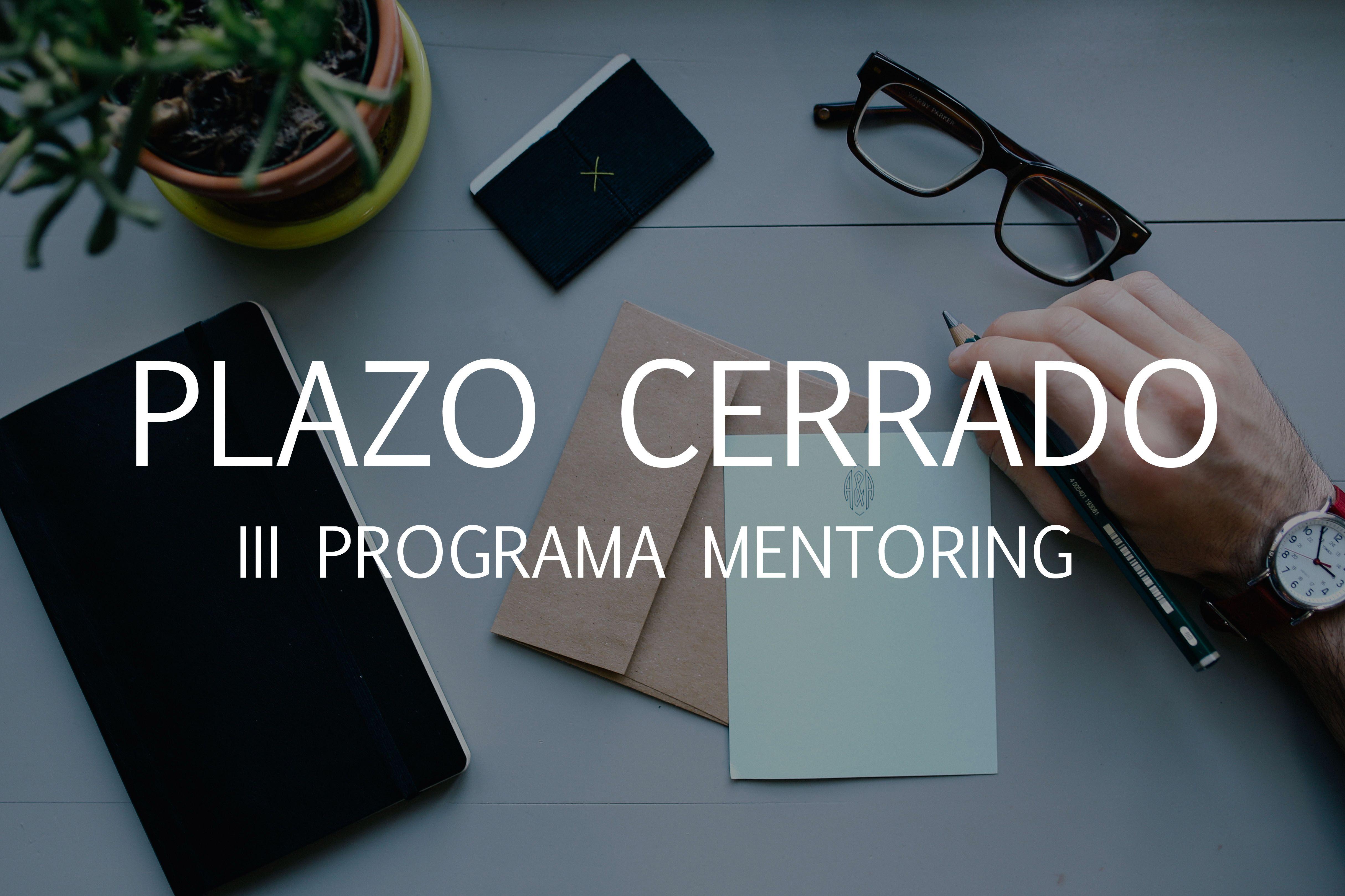 MENTORING III CERRADO