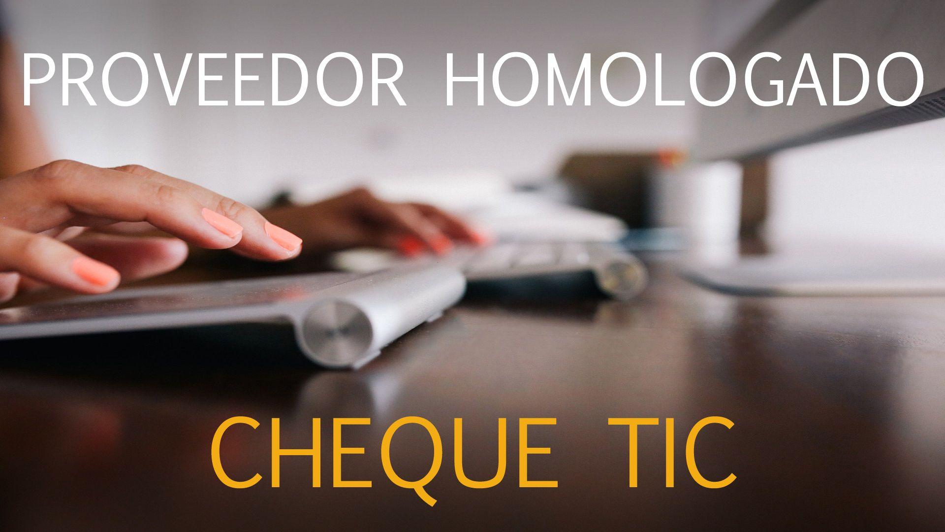 PROVEEDOR HOMOLOGADO CHEQUETIC