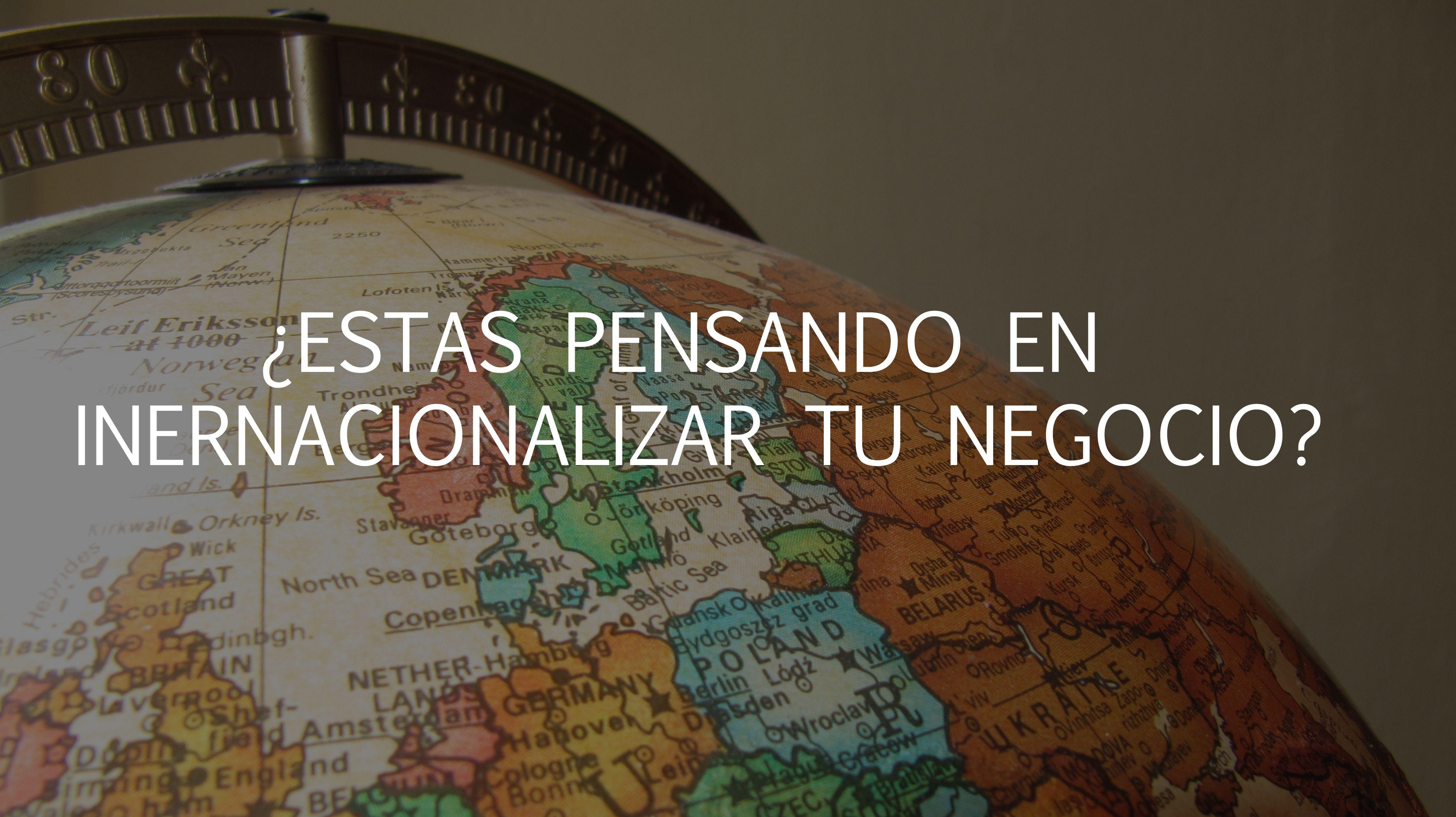 internacionalización de una tienda online