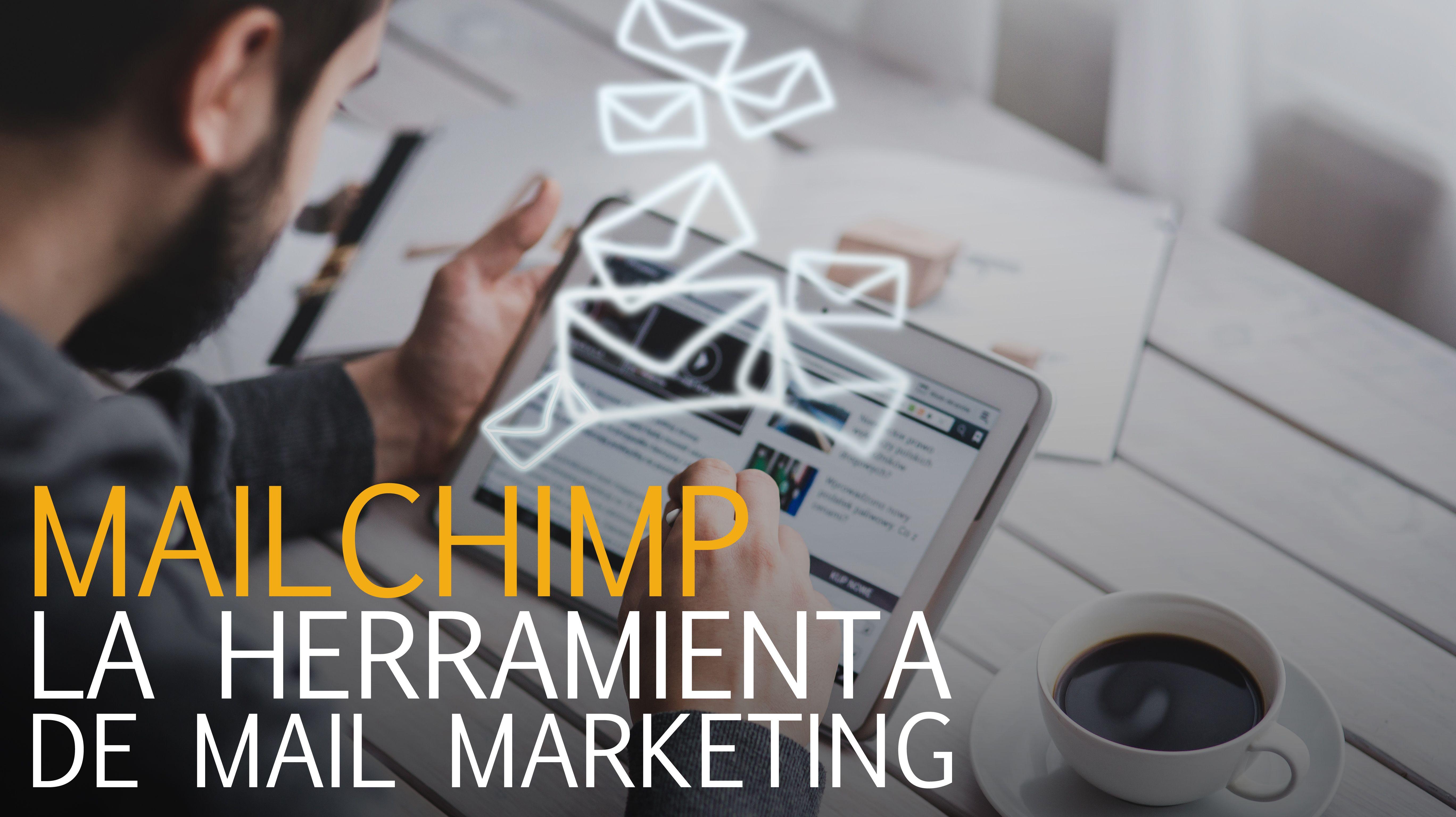 herramienta de email marketing mailchimp
