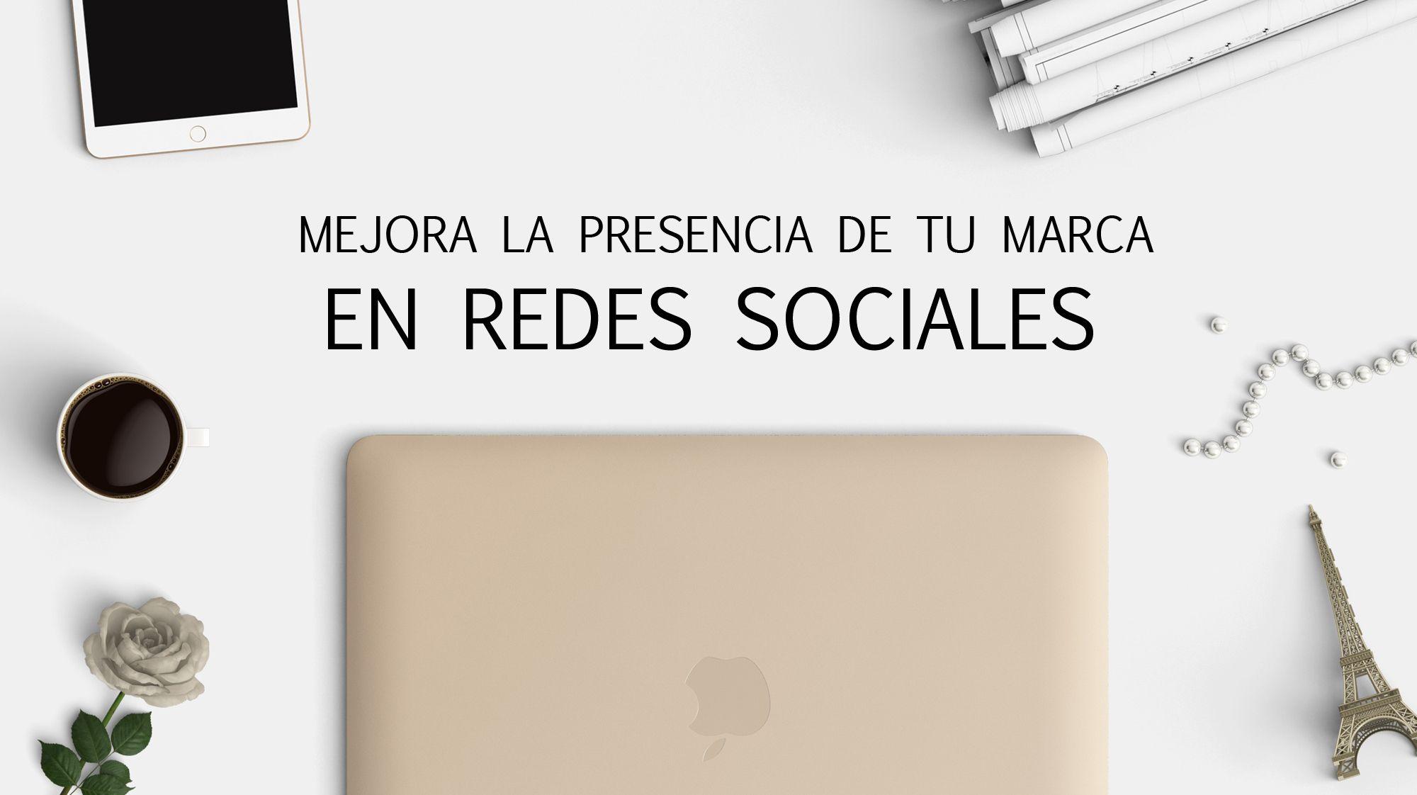 presencia de tu empresa en redes sociales