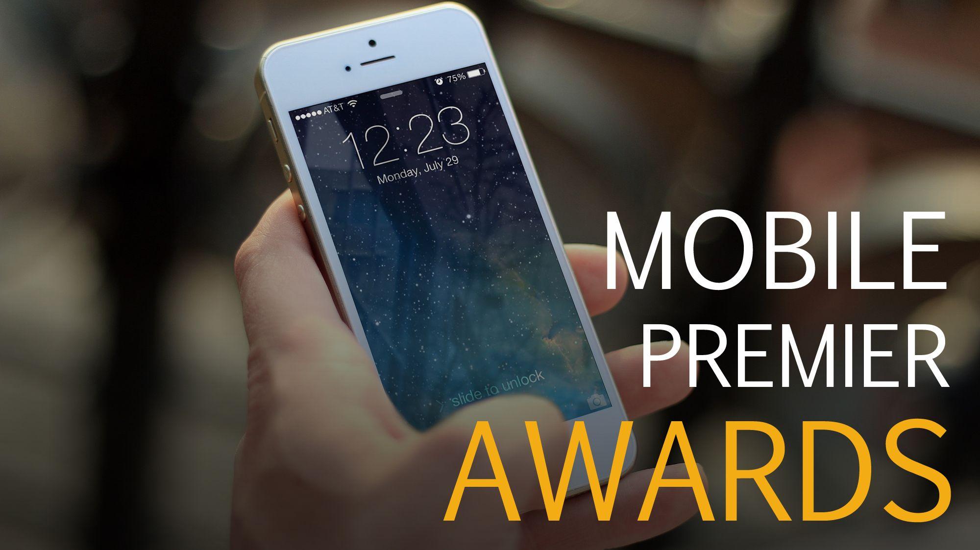 Mobile Premier Awards 2016