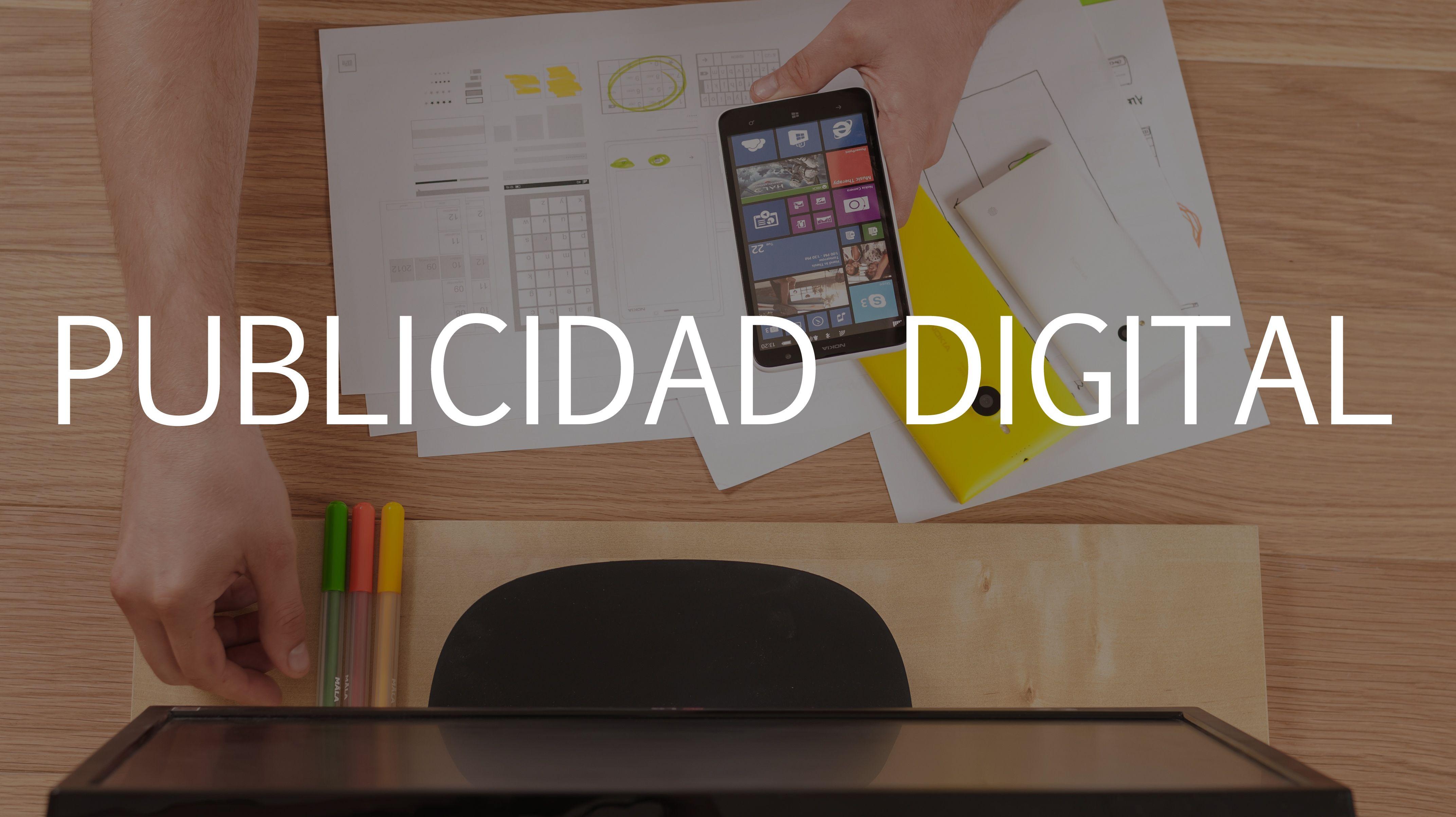 Publicidad digital en Internet