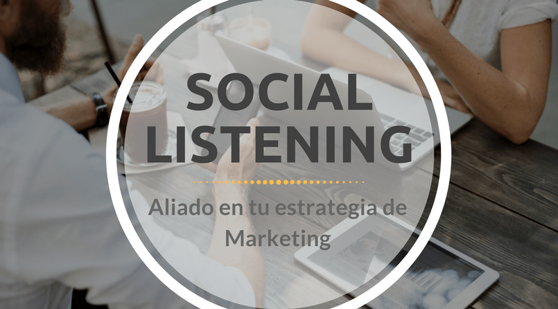 social listening para marketing online