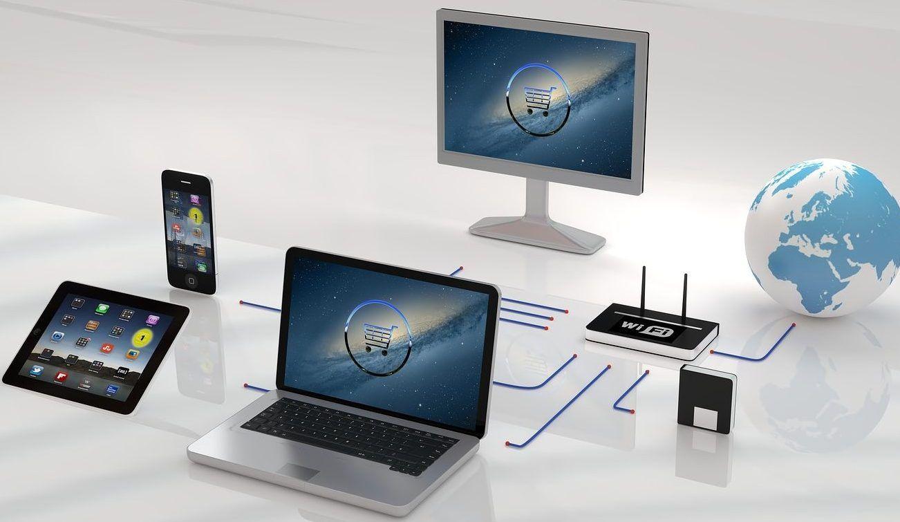 comercio electrónico y TIC